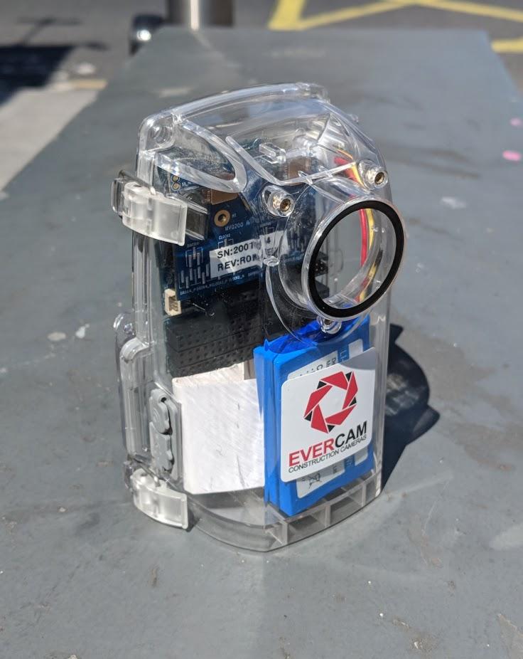 Eyes of Things Weatherproof Litterbug